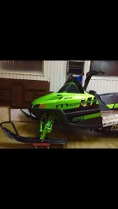 Windshield Arctic cat M8 et Crossfire