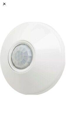 Sensor Switch Cm Pdt 10 Extended Range Ceiling Mount Occupancy Sensor White