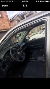 Honda CR-V safetied/ etested