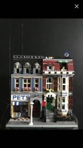 LEGO Buildings And Shops
