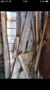 FREE WOOD some scrap, some good lengths