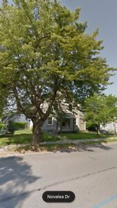 2 bedroom flat (hydrostone) available December 1, 2017