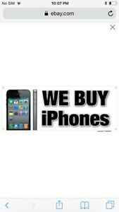 Buying all iPhones and Samsung phones for good cash