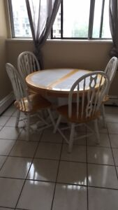 Breakfast / Dining Table and Chairs