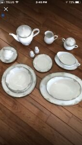 12 Place Setting Noritake China set