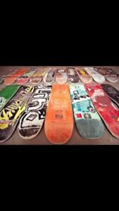 Looking for old skateboards !