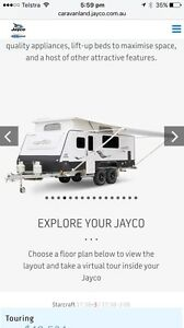 2017 Jayco Starcraft pop top 17.58- 3 OB Cottesloe Cottesloe Area Preview