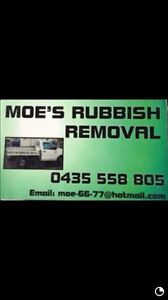 MOE'S RUBBISH REMOVAL Roxburgh Park Hume Area Preview