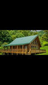 ISO : Cabin rental !