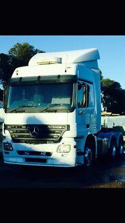 Mercedes Benz Actros 2655 Truck Prime Mover Ravenhall Melton Area Preview