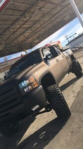 2008 Chevy Duramax LTZ Lifted Diesel