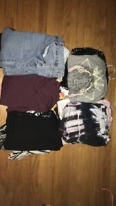 Clothing lot (I have other sizes posted if you go on my page)