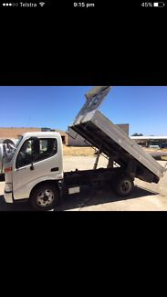 Rapid site clean ups / rubbish removal