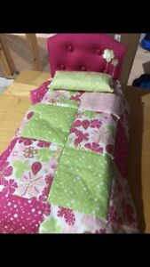 American Girl bed for a doll