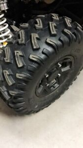 2018 rzr 900 s wheels and tires.