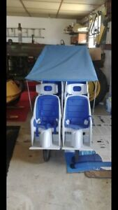 6 seater Run about stroller