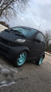Smart fortwo pure Diesel