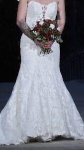2017 Alfred Angelo wedding dress