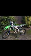 2016 KX250F Portland Glenelg Area Preview