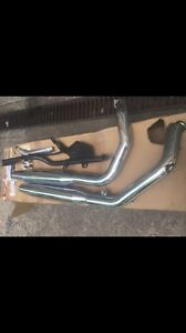 2013 Harley Davidson sportster stock exhaust Neutral Bay North Sydney Area Preview