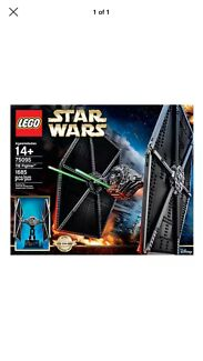 Brand New UCS Star Wars LEGO Tie Fighter $249