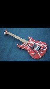 EVH Eddie Van Halen Frankenstein Electric Guitar FREE SHIPPING
