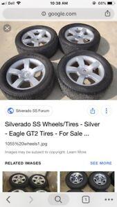 Looking for ss Silverado wheels