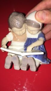 50 Year old antique figurine from Denmark