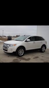 Fully loaded Ford Edge