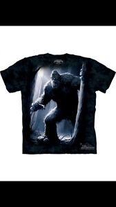 Bigfoot & Yeti Shirts