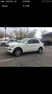 Mercedes ml 350 4matic tres propre 2007