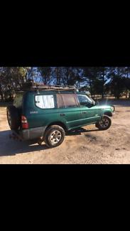 Toyota Landcruiser Prado 4x4