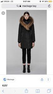 Mackage Kay jacket black