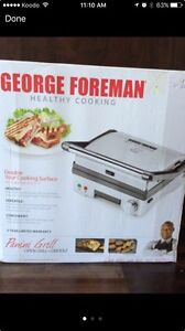 GEORGE FOREMAN 3 in 1 Grill