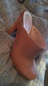Slip in heels