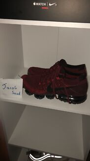 Nike Vapormax Dark Team Red South Morang Whittlesea Area Preview