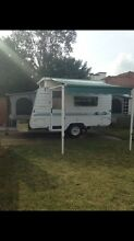 CARAVAN FOR HIRE. Windsor rapid expander. Available 4 Easter Attadale Melville Area Preview