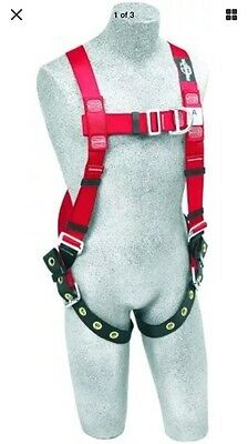 Protecta Pro 1191273 Protecta Fall Protection Full Body Harness Medlg
