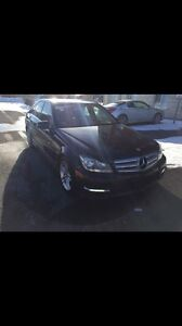 2012 Mercedes-Benz C250 4Matic- Automatic,sunroo
