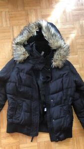Foot locker girls    jacket - size   XS