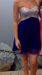 Short prom/grad dress ($300 obo)