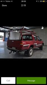 Hilux Roof rack only Crace Gungahlin Area Preview