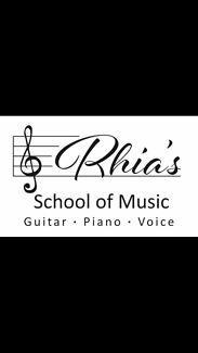 Rhia's school of music