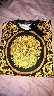 Unisex T-shirt Versace