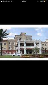 Kissimmee Westgate resorts sleeps 4 floating week