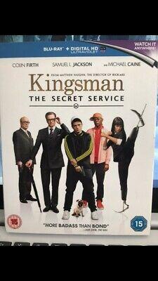 Kingsman: The Secret Service Blu-ray (2015) Samuel L. Jackson