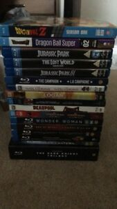 Blu ray discs for sale !!!