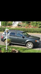 2008 ford escape 2.3l xlt FWD