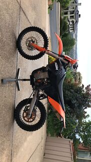 Ktm 450 exc Mount Austin Wagga Wagga City Preview