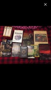 Whole Bunch of Tolkien and Lord of The Rings